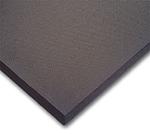 Notrax 65552 Comfort Floor Mat, PVC Nitrile, 3-ft x 8-ft x 5/8-in, Black