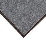Notrax T37S0036CH Olefin Fiber Floor Mat, Stain & Slip Resistant, 3 x 6-ft, Gun Metal