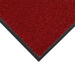 Notrax T37S0048RB Olefin Fiber Floor Mat, Stain & Slip Resistant, 4 x 8-ft, Crimson