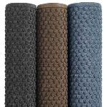 Notrax 4454720 Aqua Edge Carpet, 3 x 5 ft, High Traffic Areas, Charcoal