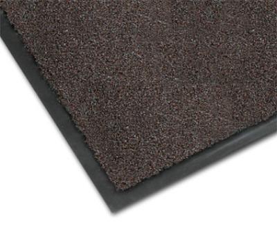 NoTrax 4468-137 Atlantic Olefin Floor Mat, Exceptional Water Absorbtion, 6 x 60 ft, Dark Toast