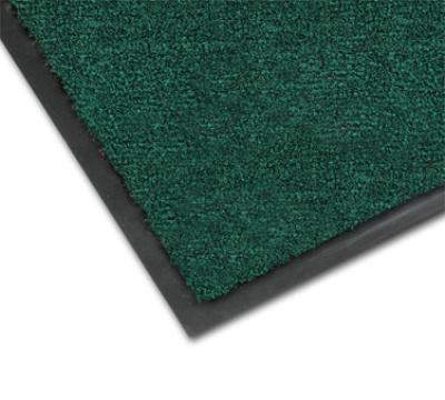 Notrax 4468-155 Atlantic Olefin Floor Mat, Exceptional Water Absorbtion, 4 x 60 ft, Forest Green