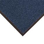 Notrax T37S0023BU Olefin Fiber Floor Mat, Stain & Slip Resistant, 2 x 3-ft, Slate Blue