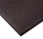 "Notrax 4468397 Comfort Rest Anti-Fatigue Floor Mat, 2 x 3 ft, 3/8"" Thick, Coal"