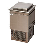 "Perlick 8000A 16.13"" Drop-In Ice Cream Freezer w/ 3-gal Capacity, 115v"