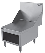 Perlick ES24 Blender Equipment Stand w/ Flat WorkTop, 24 x 26.75-in