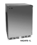 Perlick HA24FB-2L 4.3-cu ft Undercounter Freezer w/ (1) Section & (1) Door, 115v