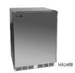 Perlick HA24RB-1L 4.3-cu ft Undercounter Refrigerator w/ (1) Section & (1) Door, 115v