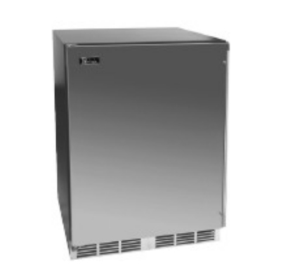 "Perlick HA24WB-1L 24"" One Section Wine Cooler w/ (1) Zone - 32-Bottle Capacity, 115v"