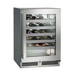 Perlick HC24WS 5.3-cu ft Undercounter Refrigerator w/ (1) Section & (1) Door, 115v