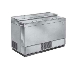 Perlick FR24 2-Section Glass Chiller w/ 90-Mug Capacity, Stainless, 115v