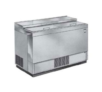 Perlick FR48 2-Section Glass Chiller w/ 214-Mug Capacity, Stainless, 115v