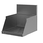 Perlick TS12DD 12-in TS Series Underbar Drop-Down Drainboard w/ Embossed Top