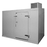 "Perlick US10KP Indoor Walk-In Refrigerator w/ Top Mount Compressor, 3' 11"" x 7' 6"""
