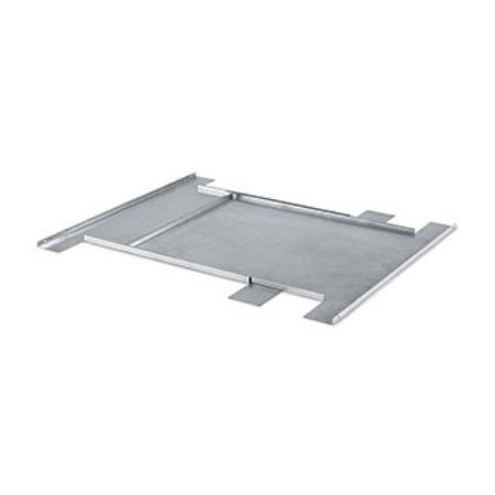Royal Industries VOL 97299 Plated Steel Table Joiner & Extender, Adjusts From 24 To 42-in