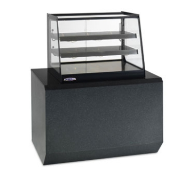 "Federal EH-3628 35"" Counter Top Hot Merchandiser w/ 2-Tier Shelves, 120 V"
