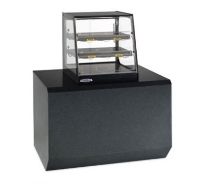 Federal Industries EH-3628SS 35-in Counter Top Hot Merchandiser w/ 3-Hinged Lift-Up Doors, 120 V