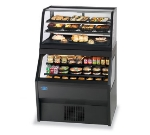 "Federal Industries CRR3628/RSS3SC 36"" Full/Self Service Bakery/Deli Case w/ Curved Glass - (6) Levels, 120v"