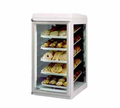 "Federal CK-5 17"" Counter Top Half Pan Self-Serve Non-Refrigerated Bakery Display"
