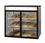 "Federal CT-6 43"" Counter Top Full Pan Non-Refrigerated Self-Serve Bakery Display"