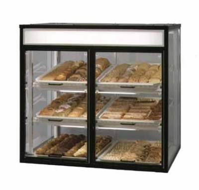 "Federal CT-12 80"" Counter Top Full Pan Non-Refrigerated Self-Serve Bakery Display"