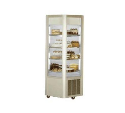 "Federal Industries HXD-3575DZ 40"" Full Service Deli Case w/ Straight Glass - (4) Levels, 120v"