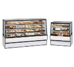 "Federal SGD3148 31"" Full Service Bakery Case w/ Straight Glass - (4) Levels, 120v"