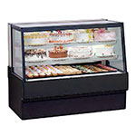 "Federal SGR3142 31"" Full Service Bakery Case w/ Straight Glass - (3) Levels, 120v"