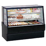 "Federal SGR3148 31"" Full Service Bakery Case w/ Straight Glass - (4) Levels, 120v"
