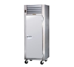 Traulsen AHF132W-FHG 208 1-Section Reach-In Heated Cabinet w/ Full Glass Door, 2