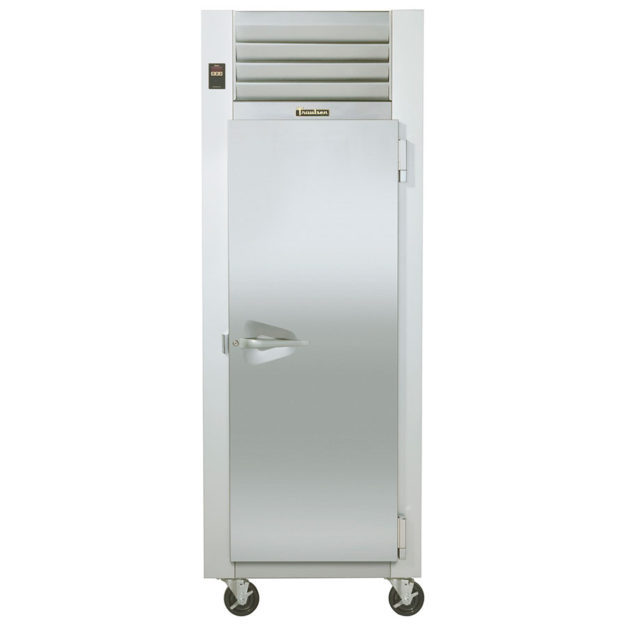 "Traulsen G12010 29.88"" Single Section Reach-In Freezer, (1) Solid Door, 115v"