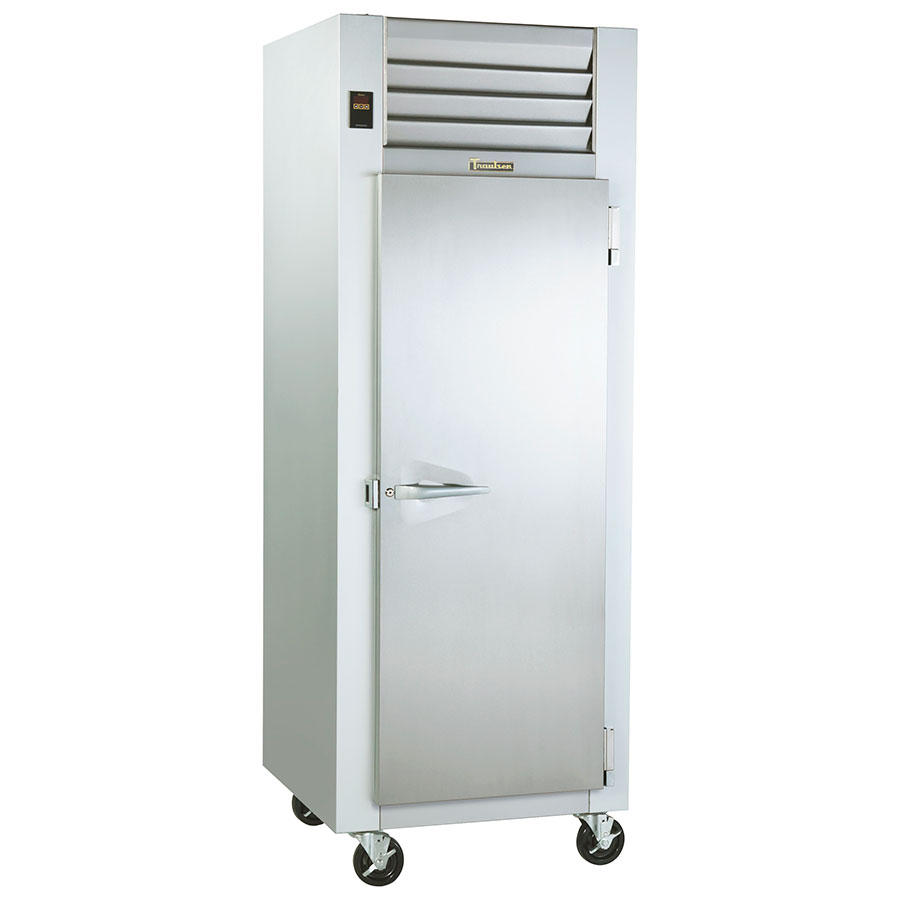 "Traulsen G12010 29.88"" Single Section Reach-In Freezer, (1) Solid Door, 115v"