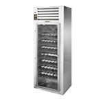 "Traulsen RH126W-WR01 30"" One Section Wine Cooler w/ (1) Zone - 120-Bottle Capacity, 115v"
