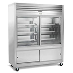 "Traulsen RS332N-1 77"" Self Service Deli Case w/ Straight Glass - (4) Levels, 208v/1ph"
