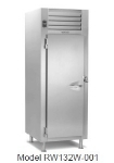 Traulsen RW232WP-COR01 55.8-cu ft Correctional Reach-In Heated Cabinet w/ Full Door, 208/115 V