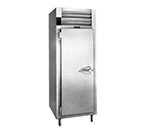 "Traulsen RHT132DUT-FHS 24"" Single Section Reach-In Refrigerator, (1) Solid Door, 115v"