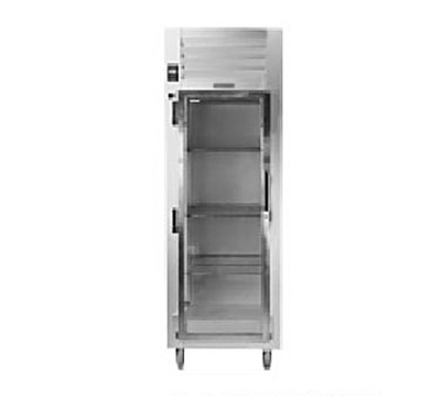 "Traulsen AHT132D-FHG 24"" One-Section Refrigerated Display w/ Swing Door, Top Mount Compressor, 115v"