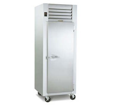 Traulsen G14312P 208 1-Section Pass-Thru Hot Holding Cabinet w/ Full Doors, 208/115/1 V