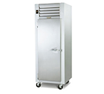 Traulsen G14314P 208 Pass-Thru 1-Section Hot Holding Cabinet w/ Full Doors, 208/115/1 V