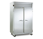 Traulsen G24310 Reach-In 2-Section Hot Holding Cabinet w/ Full Solid Doors, 208/115/1 V