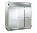 "Traulsen G31310 76.31"" Three Section Reach-In Freezer, (3) Solid Doors, 115v"