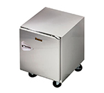 Traulsen UHT32-R 8.8-cu ft Undercounter Refrigerator w/ (1) Section &