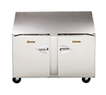 Traulsen ULT48-LR 13.1-cu ft Undercounter Freezer w/ (2) Section & (2) Doors, 115v