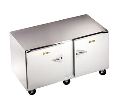 Traulsen ULT27-L 7.1-cu ft Undercounter Freezer w/ (1) Section & (1) Drawer, 115v