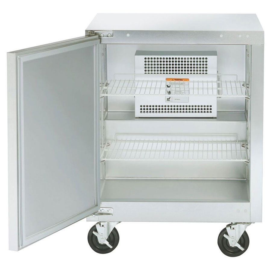 TRAULSEN UHT32-L 8.8 cu ft Undercounter Refrigerator w/ (...