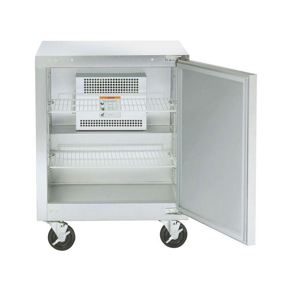 Traulsen ULT27-R 7.1-cu ft Undercounter Freezer w/ (1) Section & (1) Door, 115v