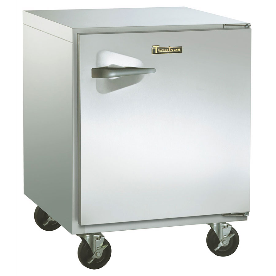 Traulsen ULT27-R 7.1-cu ft Undercounter Freezer w/ (1) Section & (1) Door, 115v