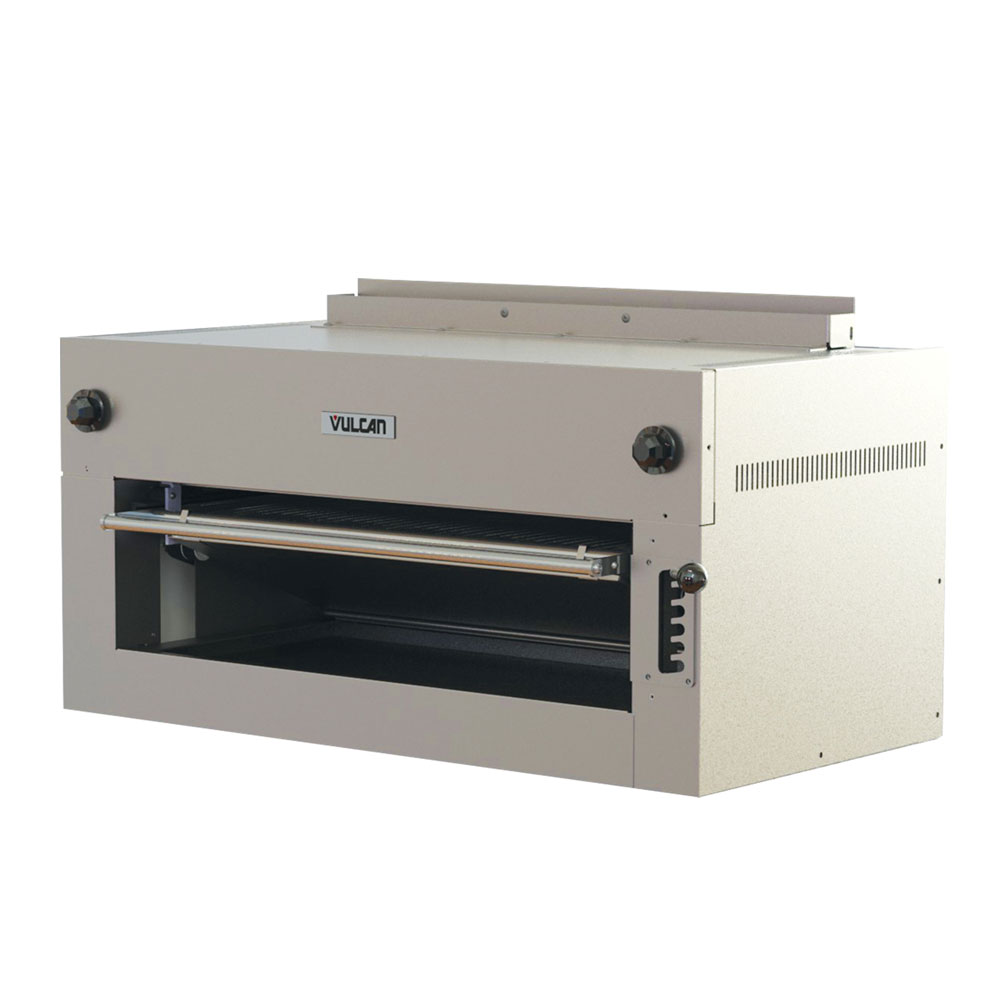 "Vulcan-hart 36ESB208 36"" Electric Salamander Broiler, 208v/1ph"