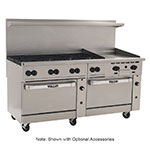 "Vulcan-Hart 72SC-8B24G 72"" 8-Burner Gas Range with Griddle, LP"