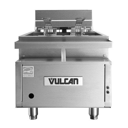 Vulcan-Hart CEF40 Countertop Electric Fryer - (1) 40-lb Vat, 208v/3ph